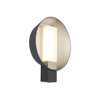 Circa Lighting Refuge Large Round Outdoor Wall Sconce
