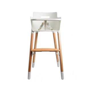 Flesser Wooden High Chair