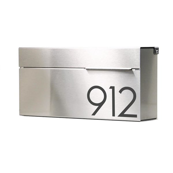 Vsons Design Louis S Wall Mounted Mailbox