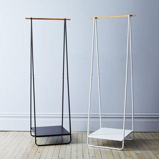Yamazaki Steel & Wood Standing Rack