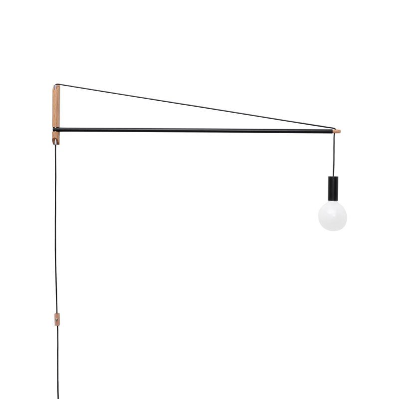 Andrew Neyer Crane Wall Light