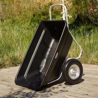 Two Wheel Garden Cart