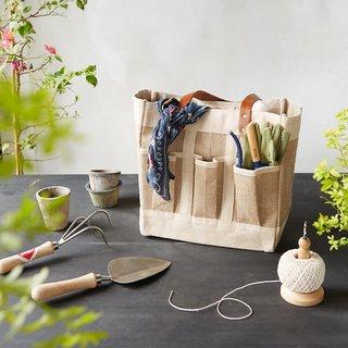 Apolis Jute Garden Bag