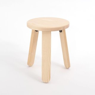 Kroft Wooden Stool