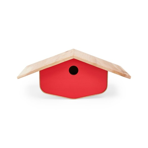 Midcentury Birdhouse