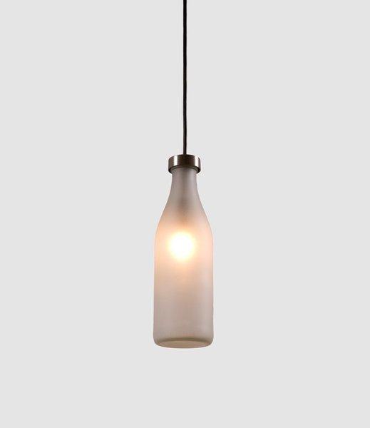 Droog Milk Bottle Single Lamp