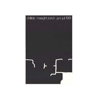 Maeght Zurich by Eduardo Chillida Poster