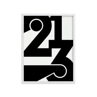LA 213 by Jennifer Morehead Print
