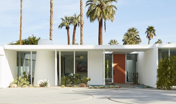 Ex Alt-Rockers Revive a Midcentury Gem Near Palm Springs—and Find it May Be a Lost Masterpiece