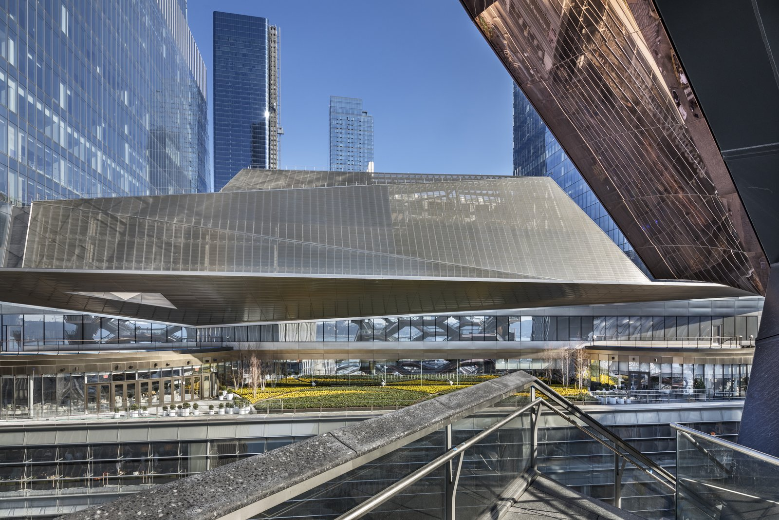 Photo 1 of 7 in A Quick Guide to New York's Hudson Yards, the $25 Billion Mini-City Opening Today