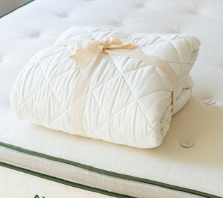Avocado Organic Cotton Mattress Pad Protector