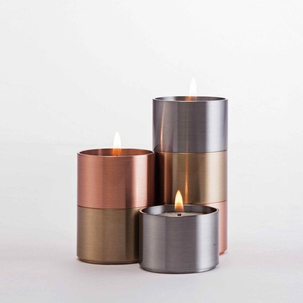ARCHITECTMADE Trepas Tea Light Holder Set