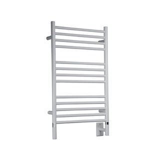 Amba Straight Stainless Steel Towel Warmer