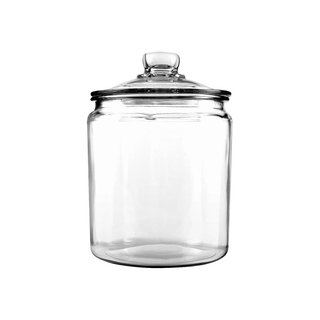 Anchor Heritage Glass Jar