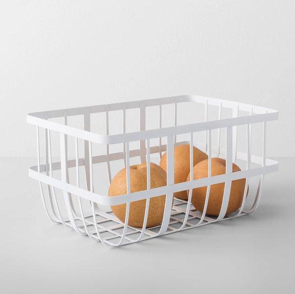 Made By Design Kitchen Cabinet Basket Organizer