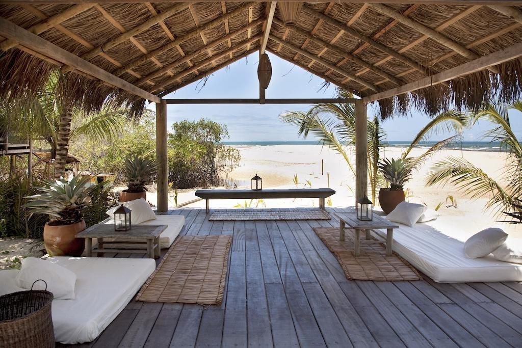 Outdoor and Wood Patio, Porch, Deck  UXUA Casa Hotel & Spa