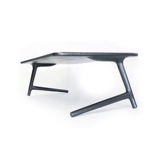 Fernweh Woodworking Charcoal Ash Coffee Table