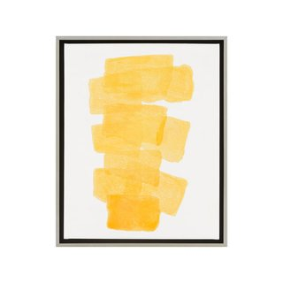 Clemme Wall Art, Yellow
