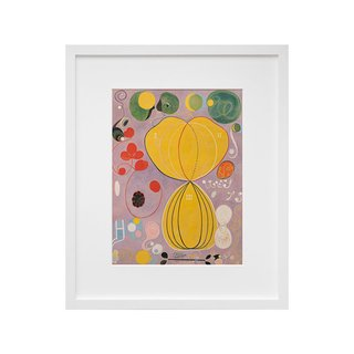 The Ten Largest, No. 7, Adulthood, Group IV by Hilma af Klint Print