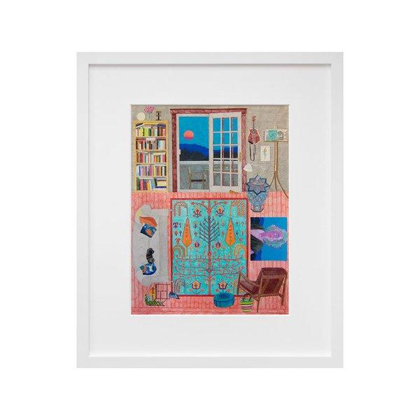 Appleton Street by Helena Wurzel Print