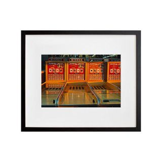 Arcade by John Margolies Print