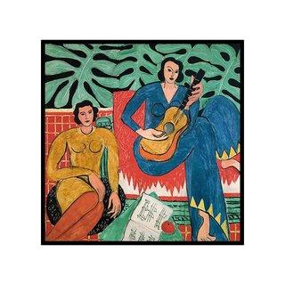 La Musique by Henri Matisse Framed Art Print