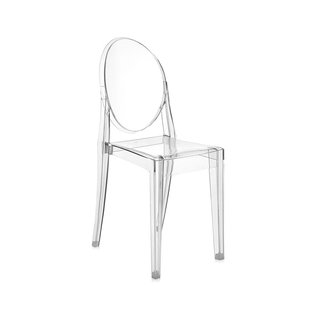 Kartell Victoria Ghost Chair, Set of 2