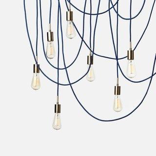 Tech Lighting SoCo Modern Socket Pendant