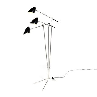 David Weeks Studio Tripod Floor Lamp