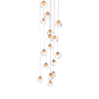 Bocci 28 Series Random Multi-Light Pendant