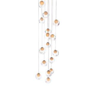 Bocci 28 Series Random Multi-Light Pendant