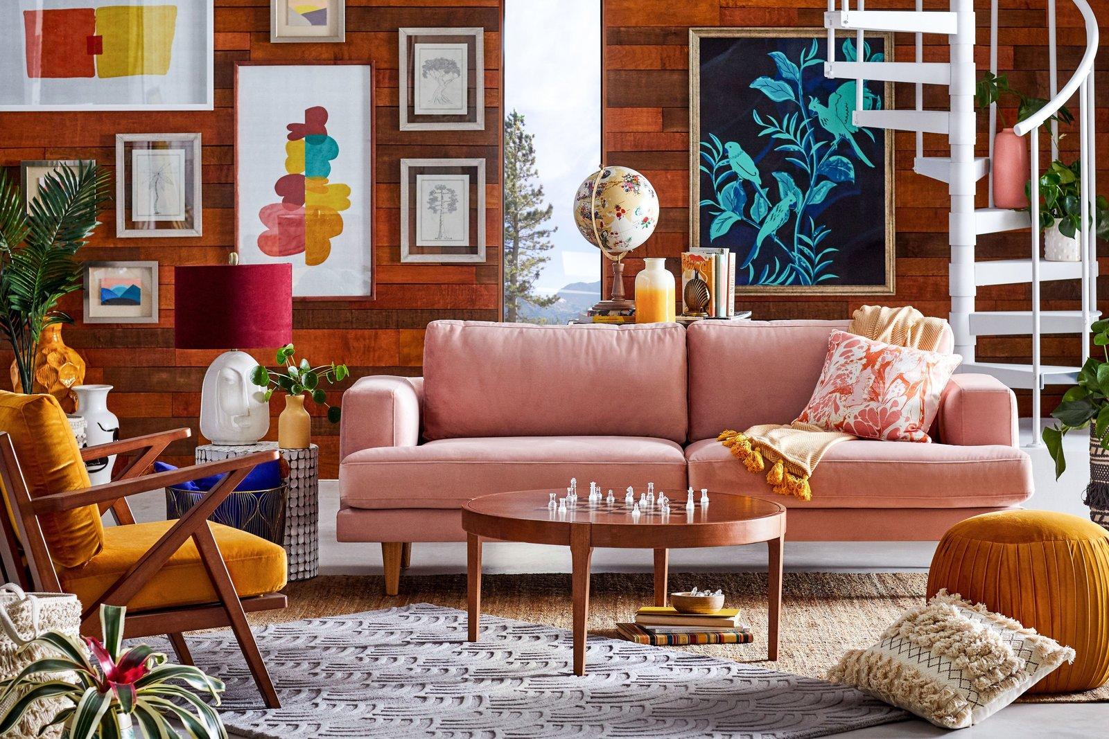 Drew Barrymore's Boho and Midcentury-Inspired Home Collection Starts at $18 a Pop