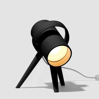 Gantri Pluto 3D Printed Desk Light