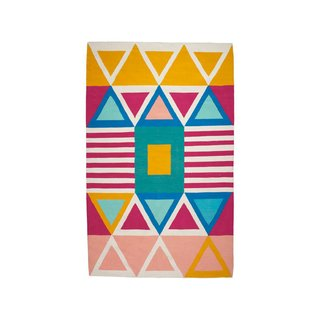 Aelfie Block Party Indoor/Outdoor Rug