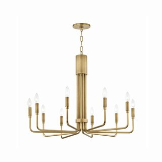 Mitzi Brigitte 10 Light Chandelier