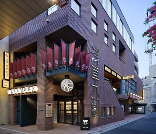 Wired Hotel Asakusa in Tokyo, Japan