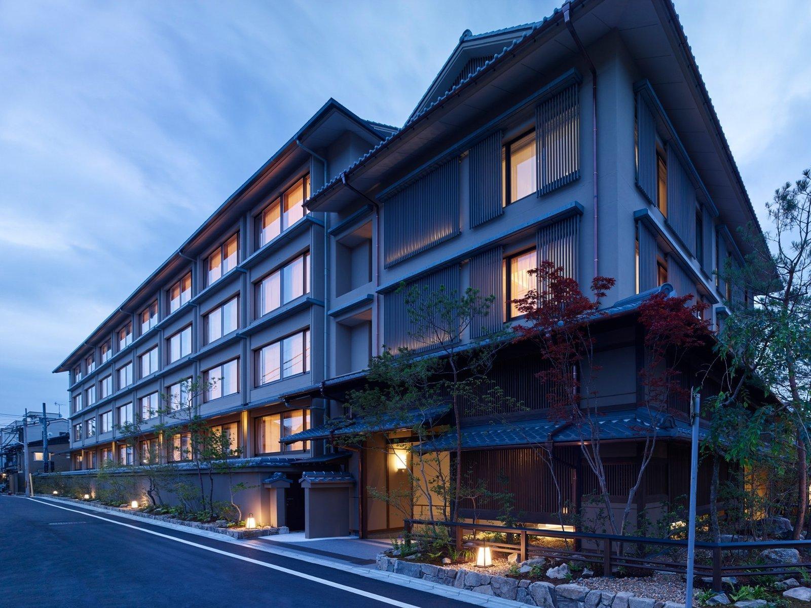 Exterior  Hotel The Celestine Kyoto Gion