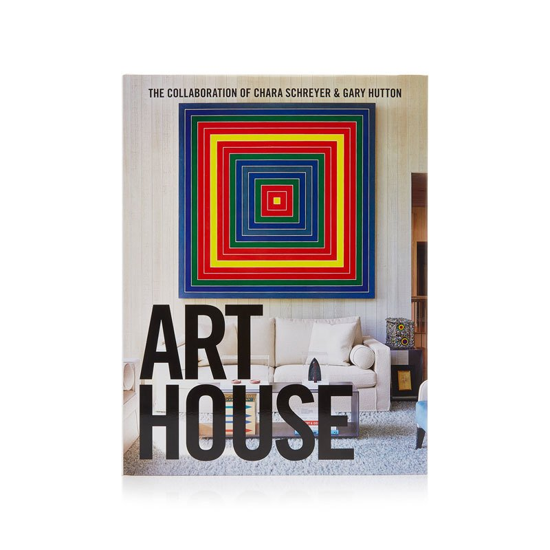 Photo 1 of 1 in Art House: The Collaboration of Chara Schreyer and Gary Hutton