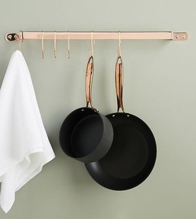 Anthropologie Modern Pot Rack