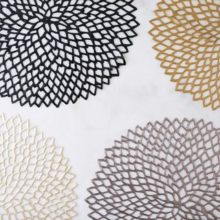 Chilewich Dahlia Placemats (Set of 4)