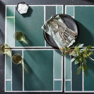Placemat Designer Sandy Chilewich Is Giving You Permission to Break All the Table Setting Rules - Photo 3 of 3 -