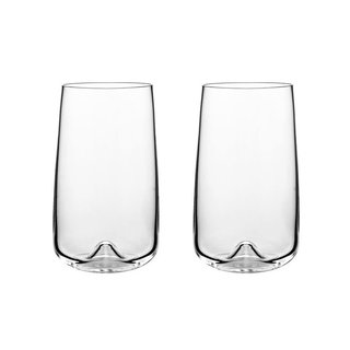 Normann Copenhagen Long Drink Glasses, Set of 2