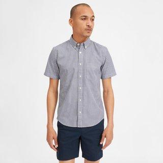 Everlane Air Oxford Short-Sleeve Shirt