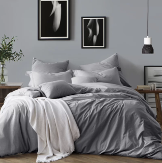 Eider & Ivory Coolidge Duvet Cover Set