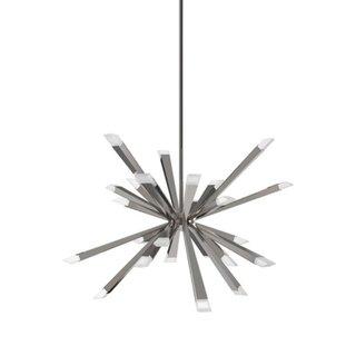 BlackJack Lighting Starburst LED Pendant