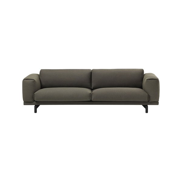 Magnificent Photo 1 Of 1 In Muuto Rest 3 Seater Sofa Dwell Short Links Chair Design For Home Short Linksinfo