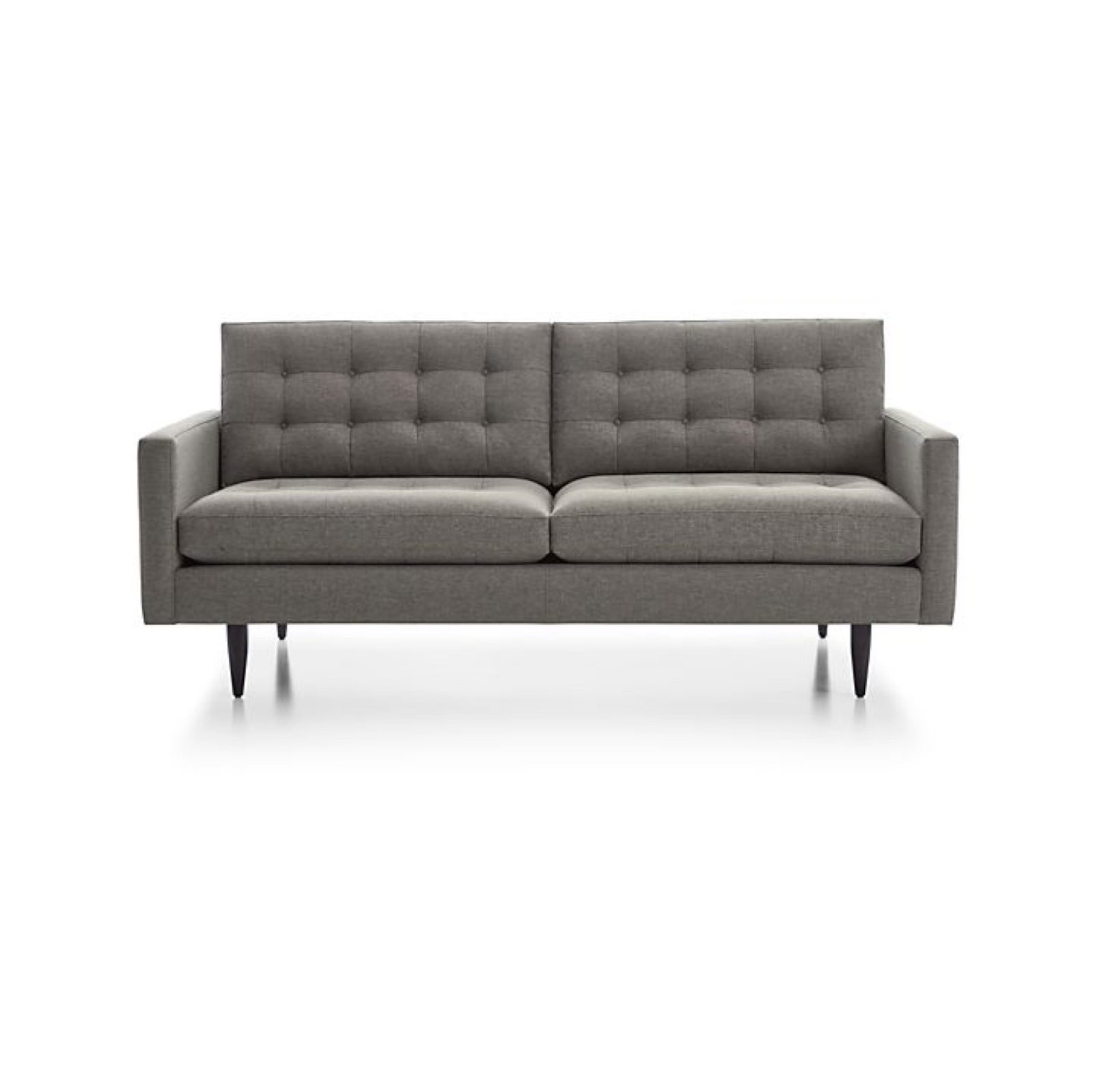 Admirable Crate Barrel Petrie Midcentury Sofa By Crate And Barrel Pabps2019 Chair Design Images Pabps2019Com