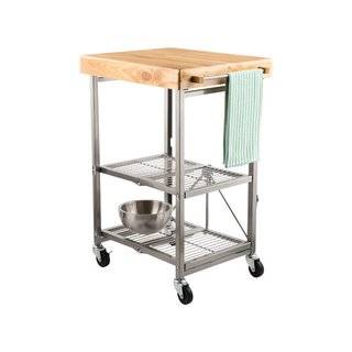 The Container Store Origami Kitchen Cart