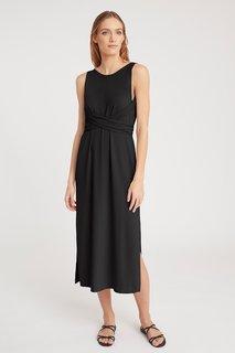 Cuyana Wrap Maxi Dress
