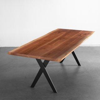 Urban Hardwoods Walnut Dining Table